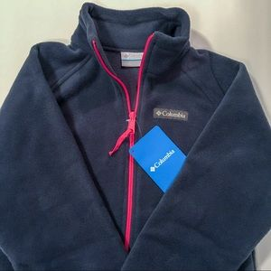 Columbia | Youth Berry Ranch Fleece | Blue
